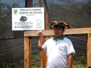La pépinière de Lapetanha financée par la fondation Audemars Piguet